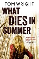 What Dies in Summer ebook