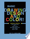 Basic Drawing  Design  and Color Book