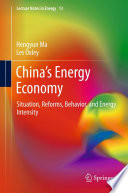 China S Energy Economy Book PDF