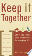 Keep It Together Book