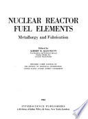 Nuclear Reactor Fuel Elements