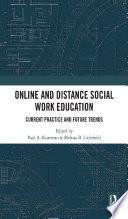 Online And Distance Social Work Education