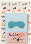 Breakfast at Tiffany's Notebooks (Set of 3) ebook