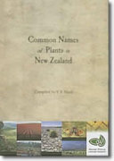 Common Names of Plants in New Zealand