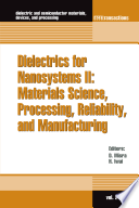 Dielectrics for Nanosystems II Book