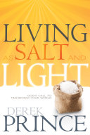 Pdf Living as Salt and Light Telecharger