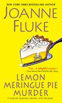 Lemon Meringue Pie Murder Book
