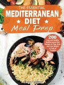 The Essential Mediterranean Diet Meal Prep