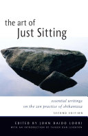 The Art of Just Sitting [Pdf/ePub] eBook