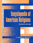 Encyclopedia of American Religions Book PDF