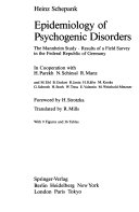 Epidemiology of Psychogenic Disorders