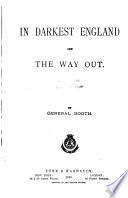 In Darkest England and the Way Out