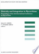 Diversity and Integration in Mycorrhizas Book