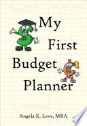 My First Budget Planner