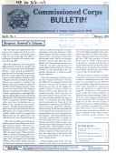 Commissioned Corps Bulletin