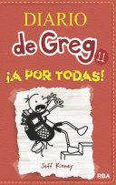 Diario de Greg #11. !A por todas! Pdf/ePub eBook