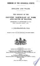 The Geology of the Country North-east of York and South of Malton