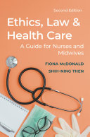 Cover of Ethics, Law and Health Care
