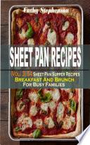 Sheet Pan Recipes Book