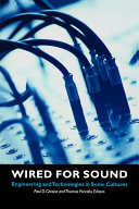 Wired for Sound