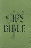The JPS Bible  Pocket Edition  moss  Book