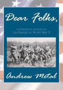 ''Dear Folks'' [Pdf/ePub] eBook