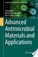 Advanced Antimicrobial Materials and Applications