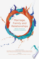 Marriage, Family and Relationships