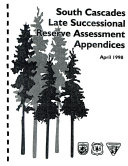 South Cascades Late Successional Reserve Assessment
