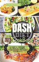 Dash Diet Cookbook 2021