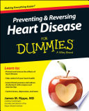 Preventing and Reversing Heart Disease For Dummies Book
