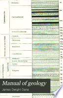Manual of Geology Book PDF