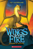Wings of Fire  10  Darkness of Dragons Book