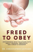 Freed to Obey