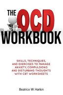 The Ocd Obsessive Compulsive Disorder Workbook Book PDF