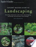 """Taylor's Master Guide to Landscaping"" by Rita Buchanan"