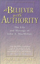 A Believer with Authority Book