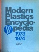 Modern Plastics Encyclopedia