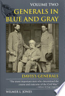Generals in Blue and Gray Book