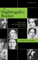 The Nightingale s Burden