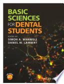 Basic Sciences for Dental Students Book