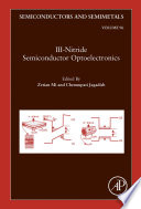 III Nitride Semiconductor Optoelectronics