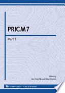 PRICM7 Book