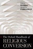 Pdf The Oxford Handbook of Religious Conversion Telecharger
