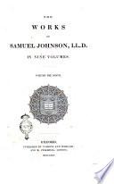 The Works of Samuel Johnson  LL D  In Nine Volumes