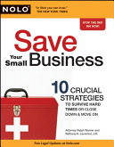 Save Your Small Business: 10 Crucial Strategies to Survive Hard ...