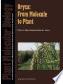 Oryza From Molecule To Plant Book PDF