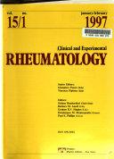 Clinical and Experimental Rheumatology