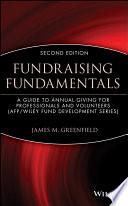 Fundraising Fundamentals Book PDF
