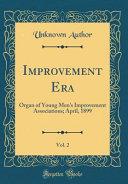 Improvement Era Vol 2